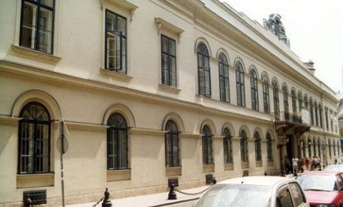 Muzeul de Literatura Petofi din Budapesta