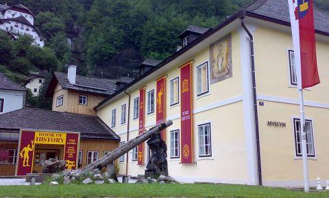 Muzeul de Patrimoniu Cultural din Hallstatt