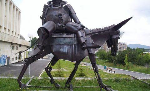 Muzeul de Satira si Umor din Gabrovo