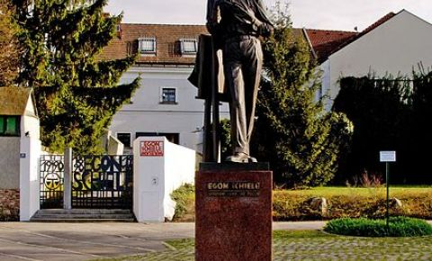 Muzeul Egon Schiele din Tulln