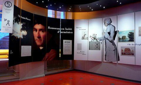 Muzeul Espace Rousseau din Geneva