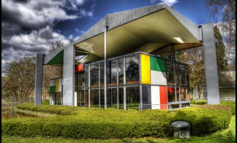Muzeul Heidi Weber din Zurich