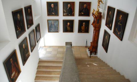 Muzeul Kiscelli din Budapesta