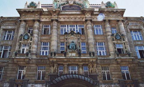 Muzeul Memorial Franz Liszt din Budapesta