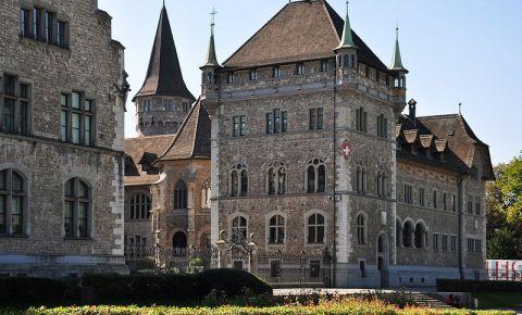 Muzeul National Elvetian din Zurich