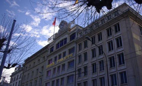 Muzeul Patek Phillipe din Geneva