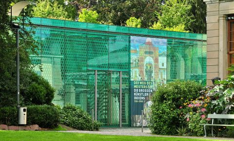 Muzeul Rietberg din Zurich