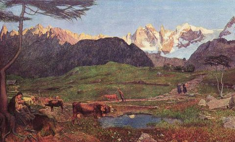 Muzeul Segantini din St Moritz