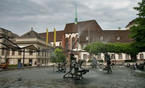 Muzeul Tinguely din Basel