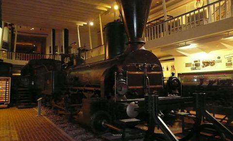 Muzeul Transportului din Budapesta