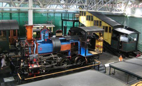 Muzeul Transportului Elvetian din Lucerna