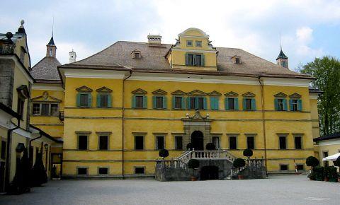 Palatul din Hellbrunn
