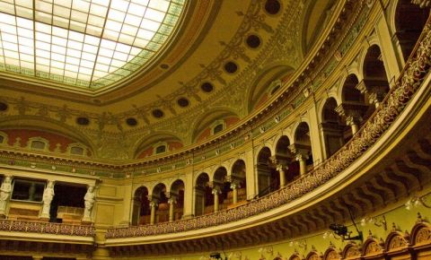 Palatul Federal din Berna (interior)