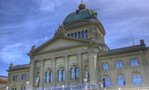 Palatul Federal din Berna