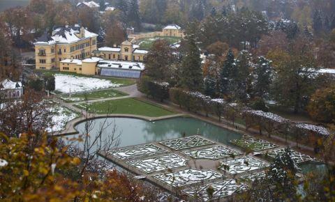 Palatul Hellbrunn din Salzburg (panorama)