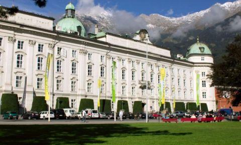 Palatul Imperial Hofburg din Innsbruck