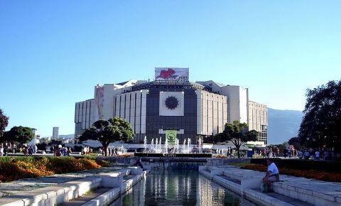 Palatul National de Cultura din Sofia