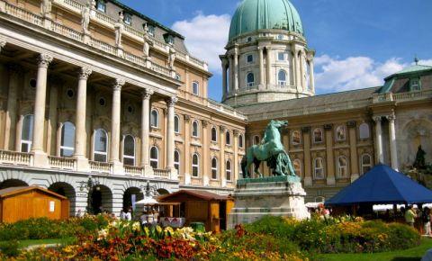 Palatul Regal din Budapesta (interior)