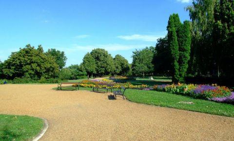 Parcul Jubileului din Budapesta