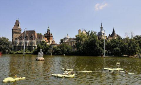 Parcul Orasului Budapesta