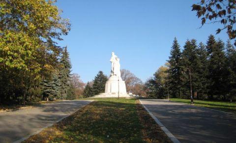 Parcul Primorski din Varna