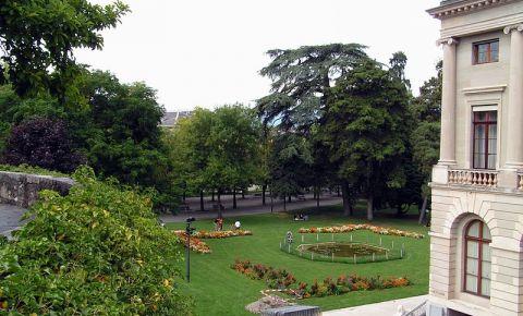 Parcul Promenada Bastioanelor din Geneva