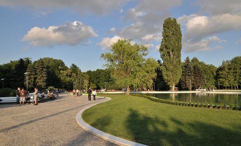 Parcul Yuzhen din Sofia