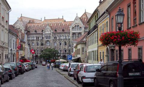 Piata Andrei Hess din Budapesta