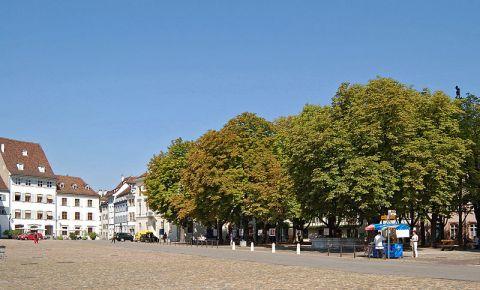 Piata Catedralei din Basel
