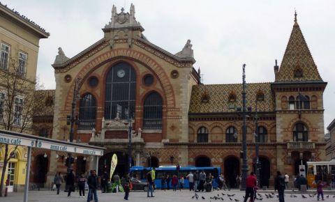 Piata Centrala din Budapesta