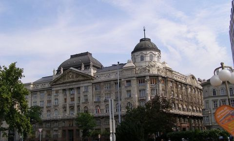 Piata Roosevelt din Budapesta