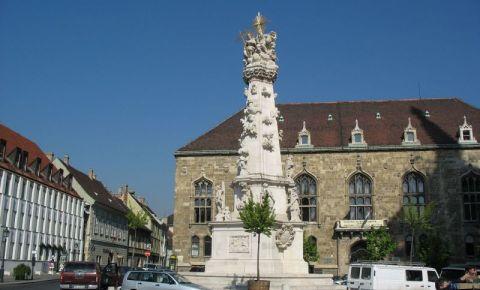 Piata Trinitatii din Budapesta
