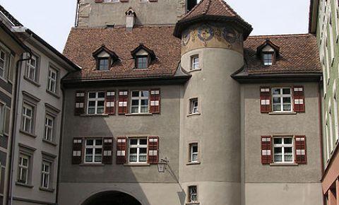 Poarta Churertor din Feldkirch