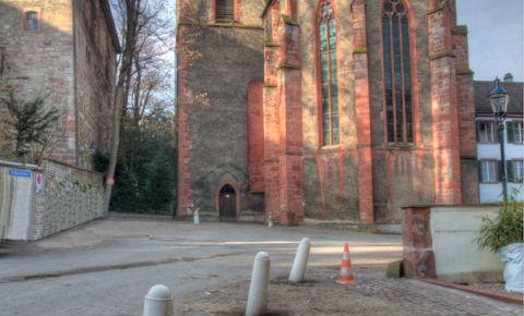 Poarta Turnului St. Alban din Basel