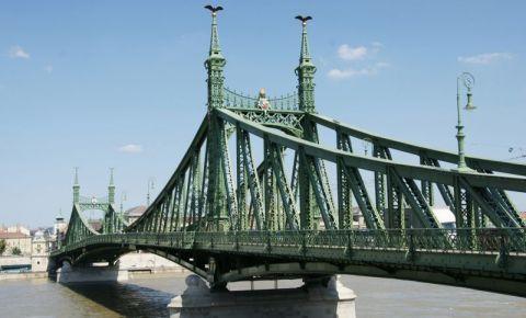 Podul Libertatii din Budapesta (ziua)