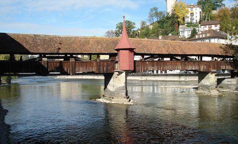 Podul Morii din Lucerna
