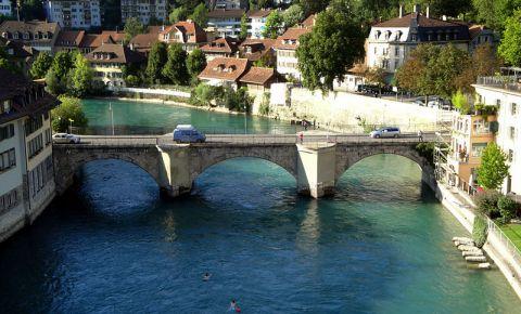 Podul Untertorbrucke din Berna