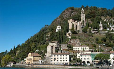 Regiunea Campione din Lugano
