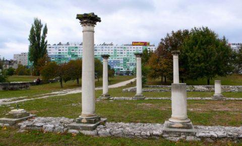 Ruinele Romane din Budapesta