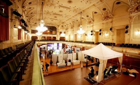 Sala de Congrese din Graz