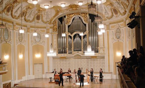 Sala Mozarteum din Salzburg
