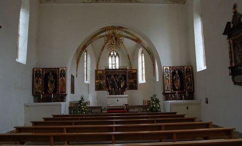 Sanctuarul din Sankt Wolfgang