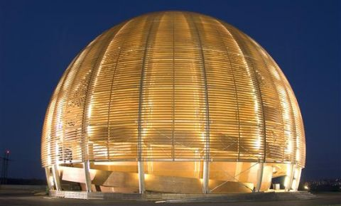 Sediul CERN din Geneva