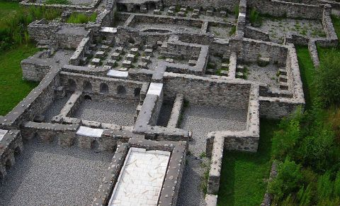 Situl Roman Arheologic din Lienz