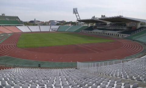 Stadionul Poporului din Budapesta