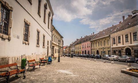 Strada Domnilor din Budapesta
