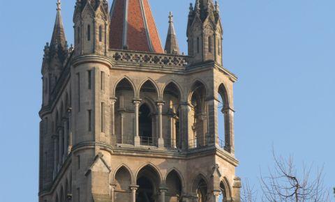Turnul Catedralei din Lausanne