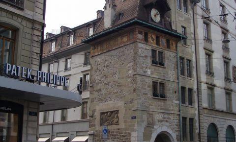 Turnul Ile din Geneva