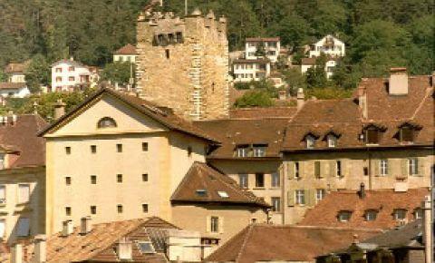 Turnul Inchisorii din Neuchatel