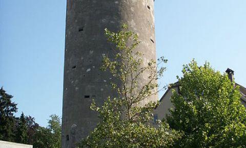 Turnul Katzenturm din Feldkirch